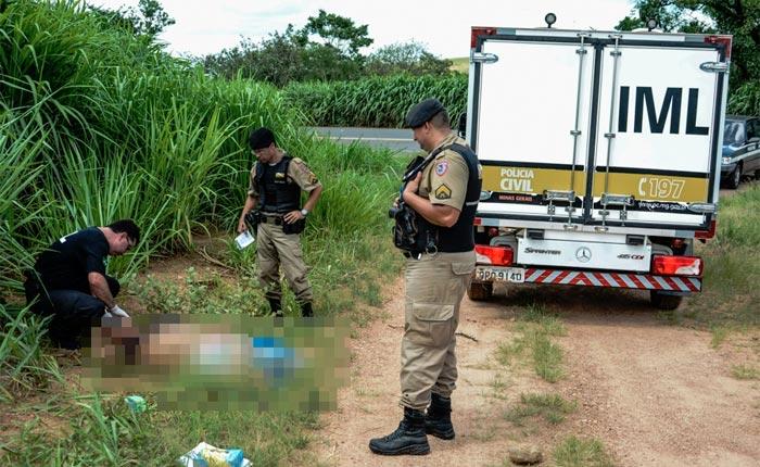 Polícia Militar encontra corpo as margens de rodovia
