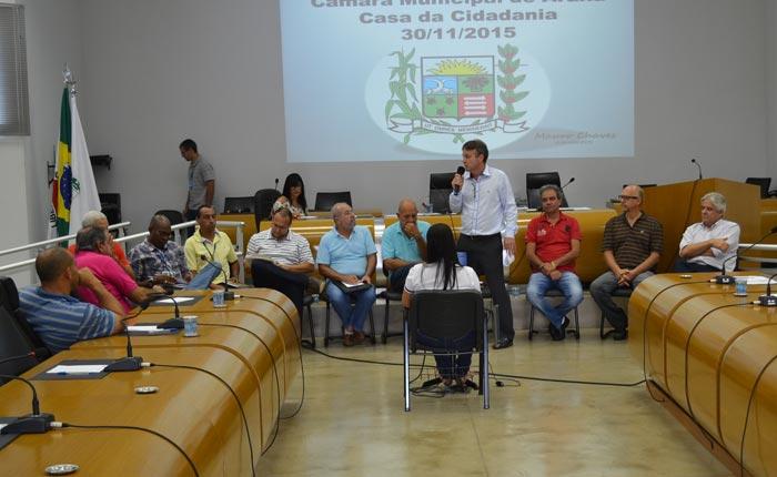 Fórum comunitário debate questões relacionadas à Copasa e ao IPDSA