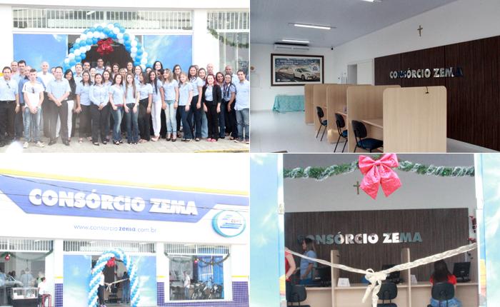 Consórcio Zema inaugura novo espaço