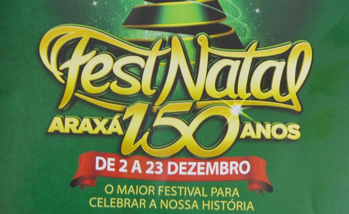 FestNatal começa hoje e terá mais de 150 atrações
