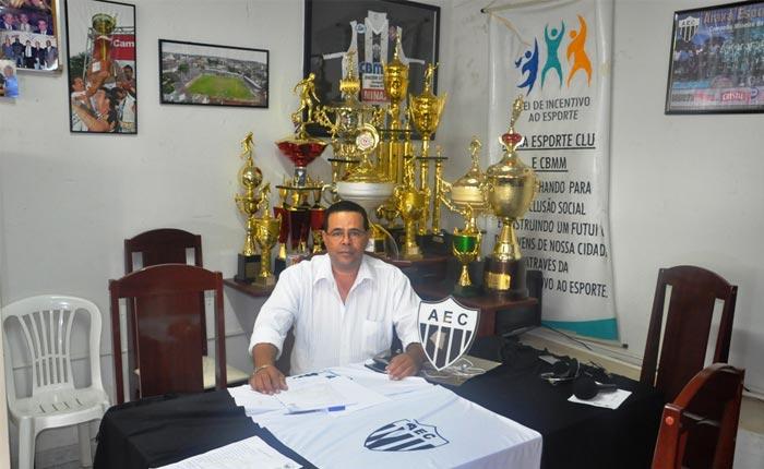 Araxá Esporte apresenta lista dos primeiros contratados