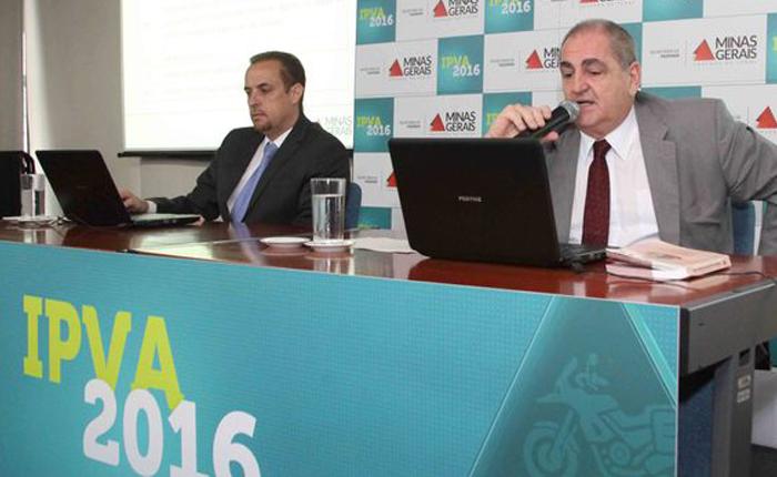 Secretaria de Fazenda apresenta tabela do IPVA 2016