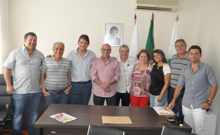 Deputado Mário Heringer participa das comemorações dos 150 anos de Araxá