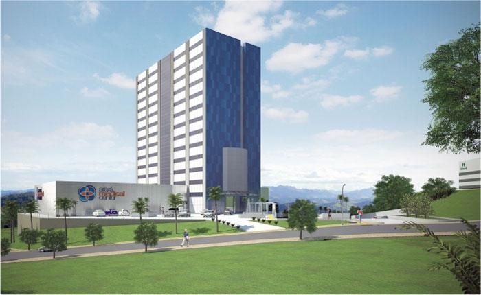 Um dos maiores centros de clínicas e consultórios de Minas Gerais é lançado em Araxá