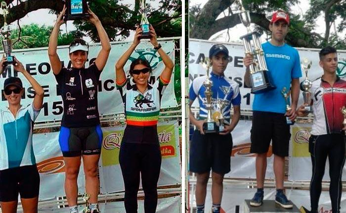Ciclistas araxaenses participam dos Jogos Abertos em Barretos