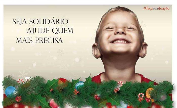 Faça parte do Projeto Natal sem Fome