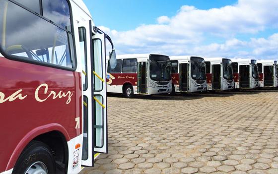 Vera Cruz informa sobre reajuste na tarifa de transporte coletivo urbano em Araxá