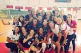 Atletas do Projeto Geração Vôlei participam de final regional em Uberlândia