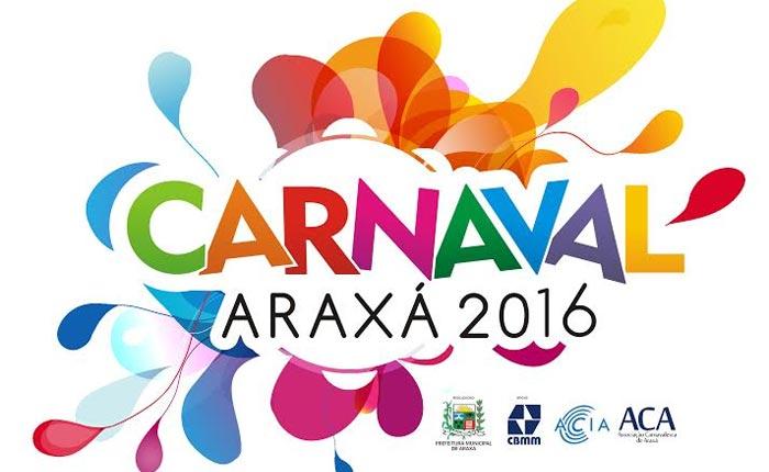 Confira a programação do Carnaval 2016 de Araxá