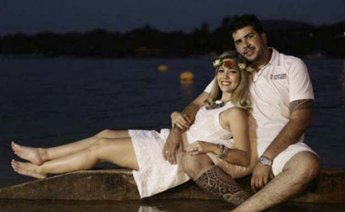 PC não confirma se fotos espalhadas nas redes sociais são de envolvidos na morte de casal
