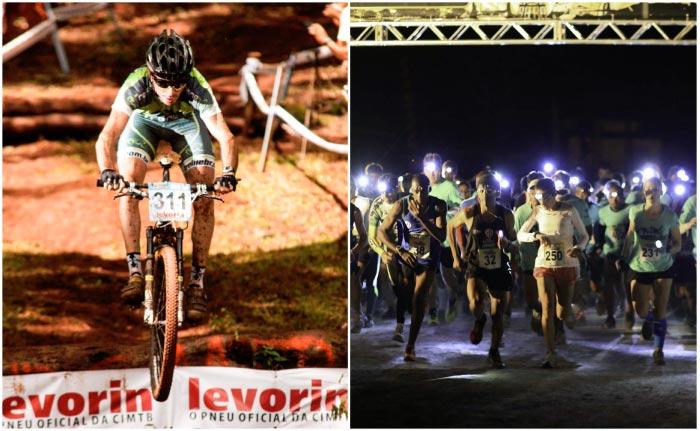Inscrições abertas para a CIMTB Levorin, Copa de Amadores e Night Run, etapa Araxá