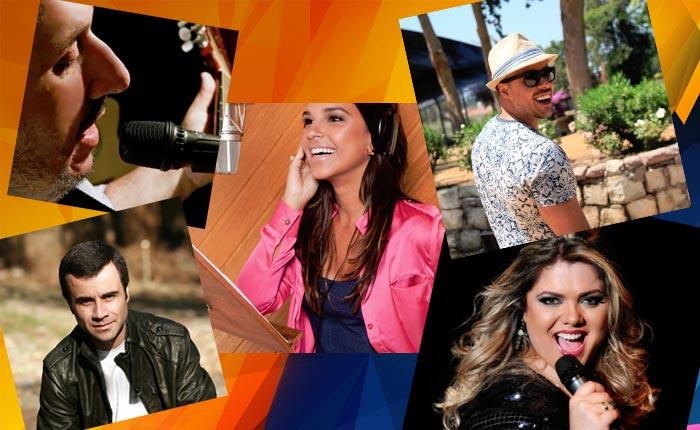 Show beneficente com Mariana Rios e artistas convidados