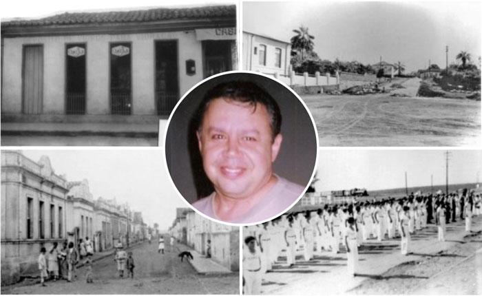 Fotos e fatos inéditos marcam o 'Álbum Histórico de Araxá', que será lançado dia 26 de janeiro