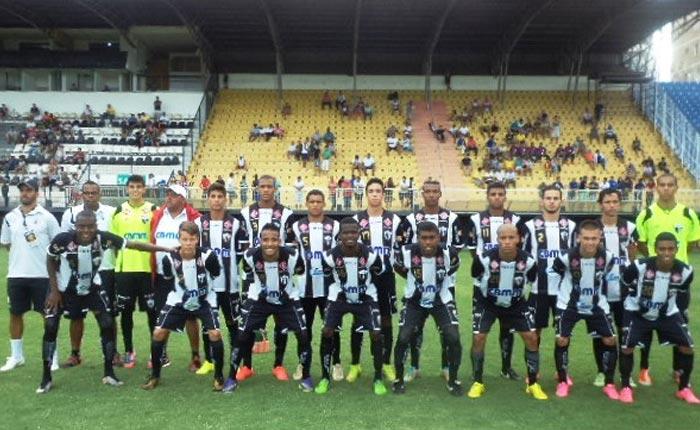 Gansinho perde para o Atlético na Copa SP de Futebol Jr