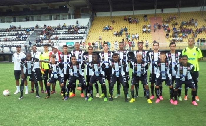 Gansinho derrota Taubaté e avança para terceira fase da Copinha