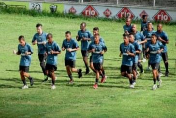 Araxá Esporte apresenta lista oficial de contratados para o Módulo II Mineiro