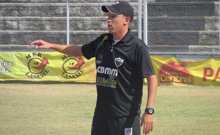 Gustavo Rodrigues deixa o projeto de base do Araxá Esporte