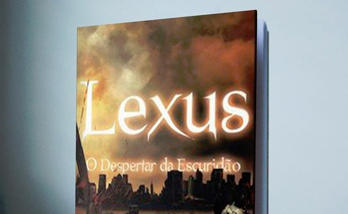 Lançamento do livro 'Lexus – O Despertar da Escuridão'