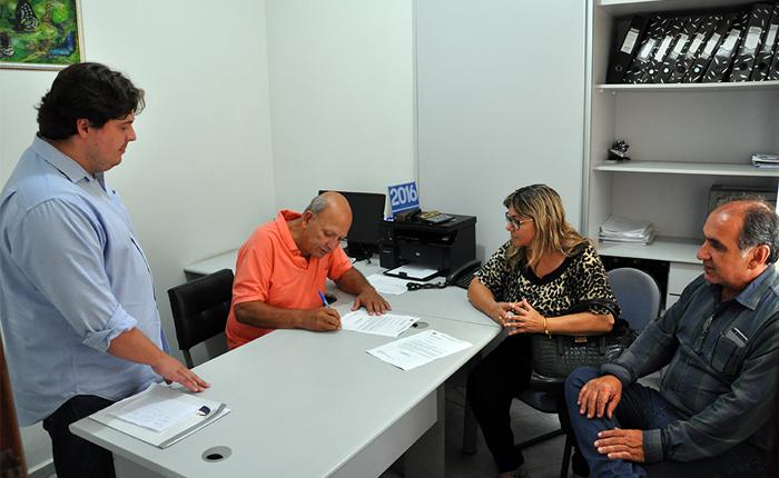 Prefeitura protocola projeto para renegociar divida com a União