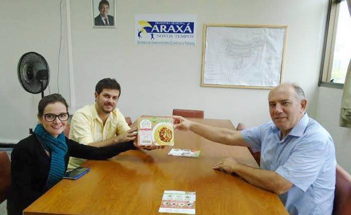 Secretaria de Desenvolvimento Econômico incentiva nova empresa em Araxá