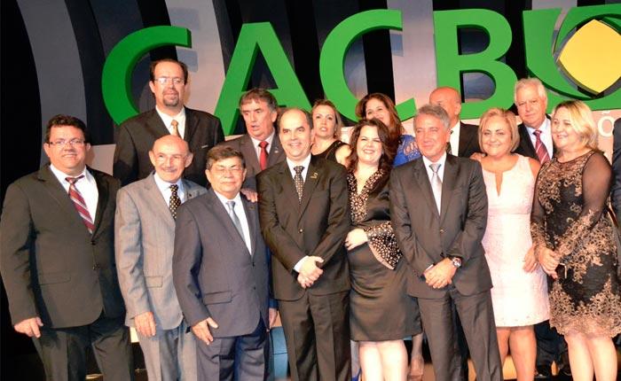 Araxaenses assumem cargos de destaque na CACB