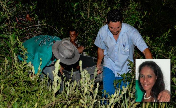 Polícia Militar encontra corpo de mulher em assentamento no município de perdizes