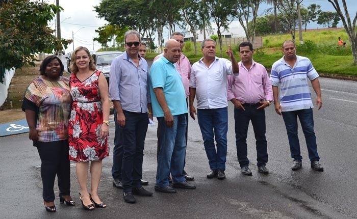 Presidente da Casa da Cidadania anuncia obras na Câmara Municipal