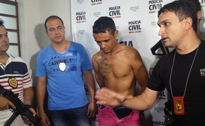 Delegados Cezar Felipe Colombari e Sandro Negrão falam sobre a operação