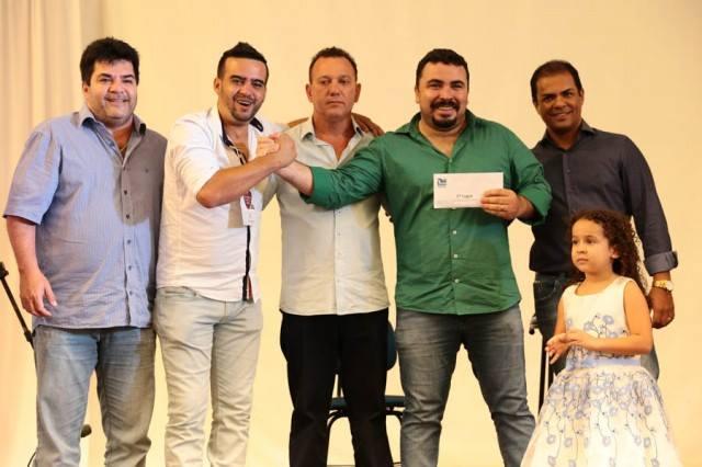 Dupla araxaense vence o VII Festival Canta Goiá, em Coromandel