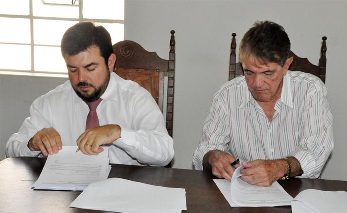 Prefeitura conclui renegociação da dívida do município com a União