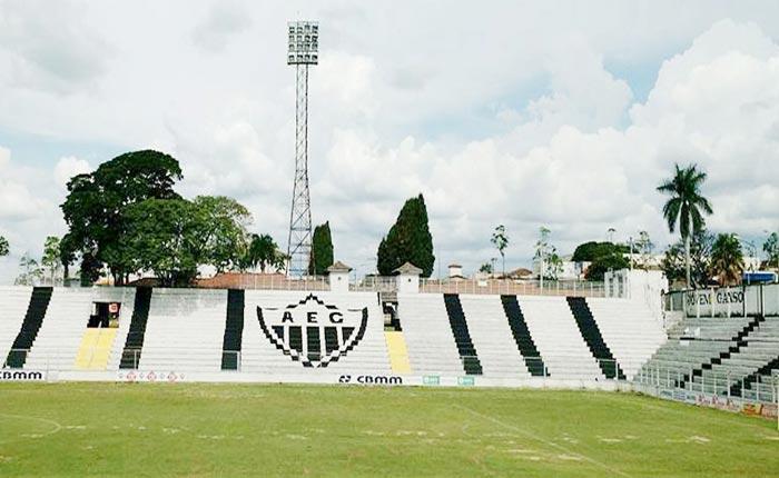 Estádio Fausto Alvim está liberado para receber as partidas do Araxá Esporte Clube