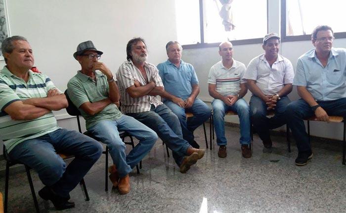 Mais um passo importante foi realizado para a construção da cobertura da Feira do Urciano Lemos