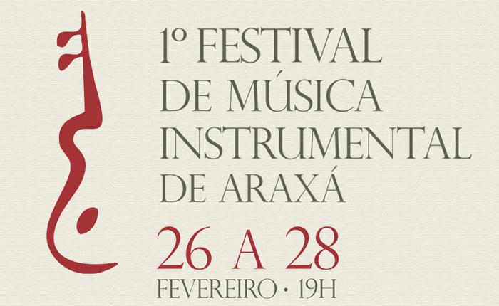 Araxá recebe 1º Festival de Música Instrumental