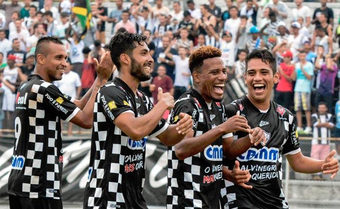 Araxá Esporte vence o Formiga no primeiro jogo do Módulo II