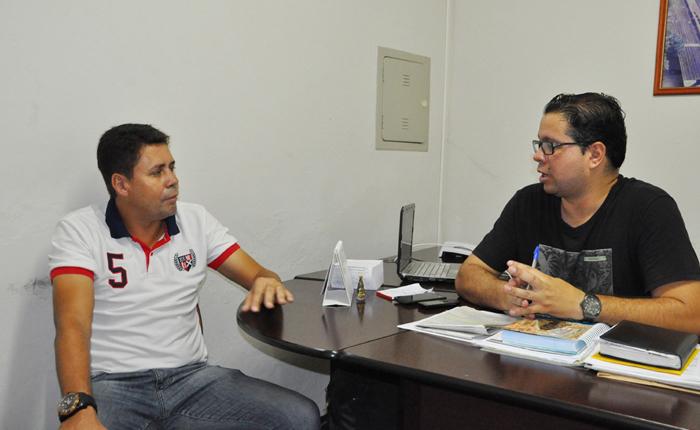 Germano Afonso será coordenador da Assessoria Municipal de Comunicação e Dedé assume Assessoria de Esportes