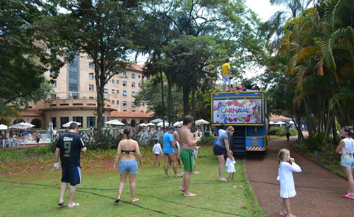 Hotéis registram cerca de 80% de ocupação no Carnaval