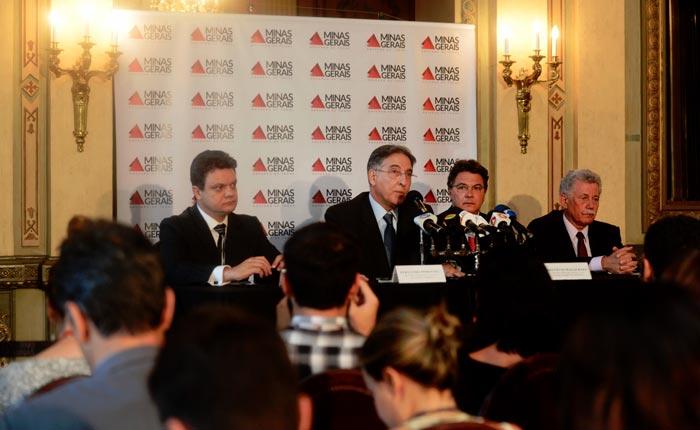 Governador anuncia contingenciamento de R$ 2 bilhões em Minas Gerais para enfrentar a crise
