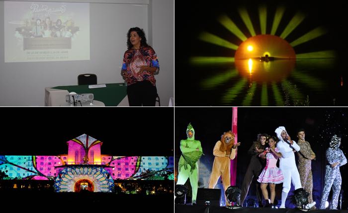 Páscoa Iluminada espera atrair 40 mil pessoas em um mês de evento