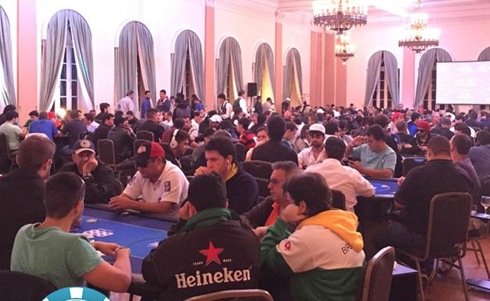 Grande Hotel recebe 2ª edição do Grand Poker Sierra Experience com prêmio de R$ 100 mil