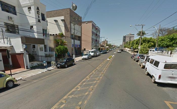 Comunicado – Interdição de trecho na avenida Getúlio Vargas