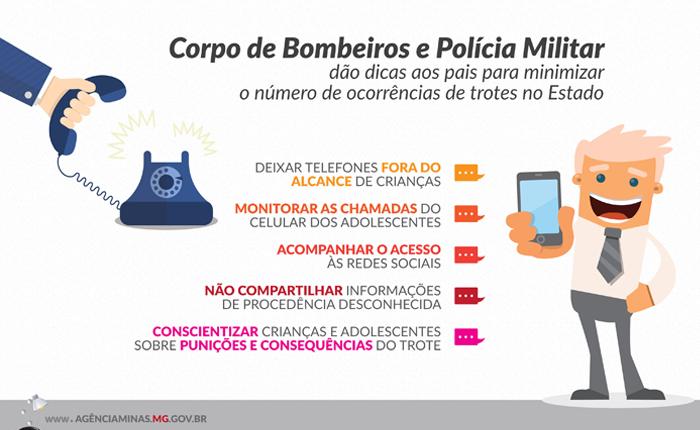 Polícia Militar e Bombeiros fecham o cerco aos trotes em Minas Gerais