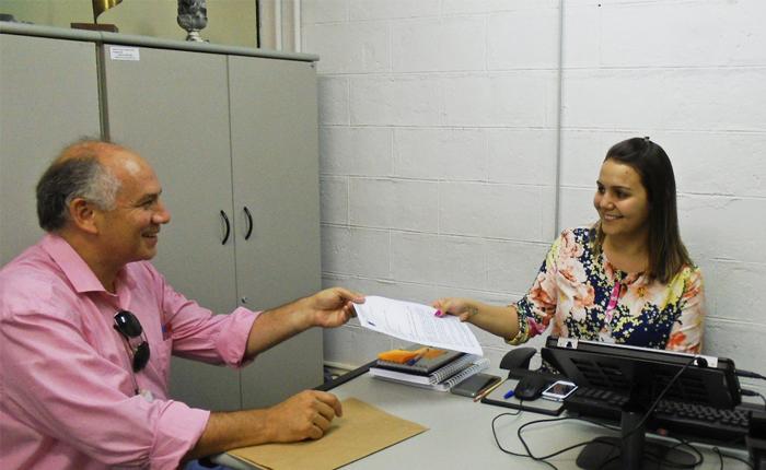 Secretário de Des. Econômico apresenta fornecedor para a Vale Fertilizantes