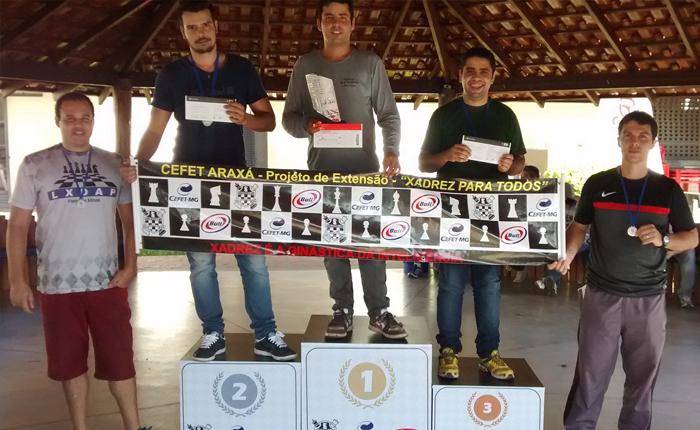 Araxaense vence Circuito Minas Gerais de Xadrez
