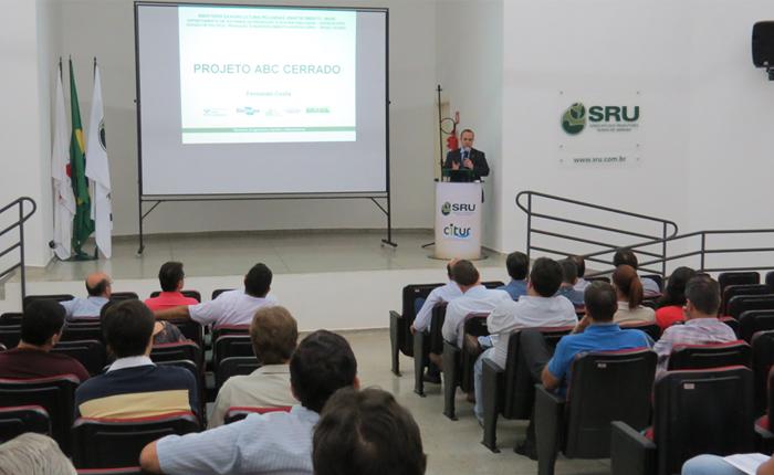 Projeto ABC Cerrado apresenta agricultura sustentável a produtores de Araxá na próxima semana