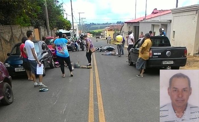 Homem de 58 anos morre ao ser atropelado no bairro Boa Vista