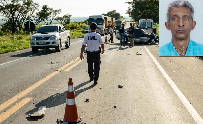 Araxaense morre em acidente na BR-262