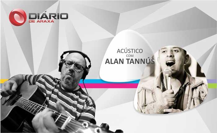 Acústico com Alan Tannús - Especial de Páscoa