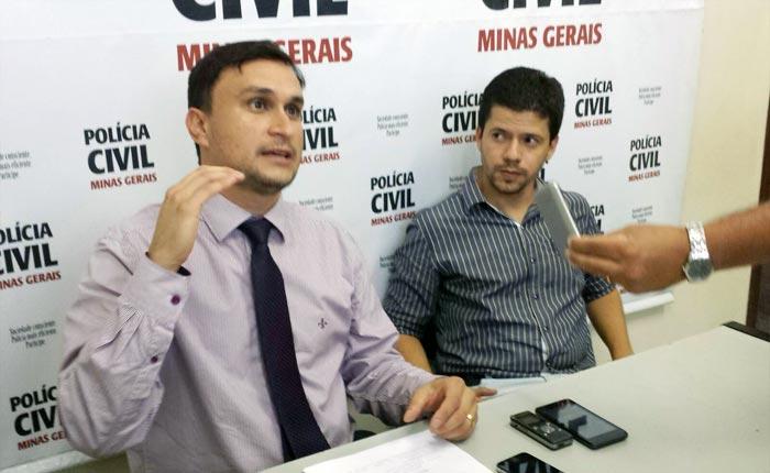 Polícia Civil indicia Alessandro Cardoso pelos crimes de peculato e estelionato