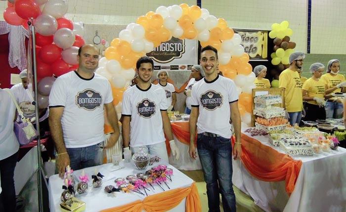 Desafio do Chocolate incentiva alunos e lucro é revertido para instituições de Araxá