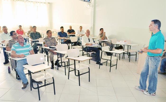 Prefeitura e MP promovem curso de Operação de Decibelímetro em Araxá